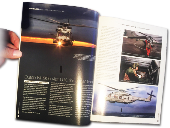 one of my articles, story and photos printed in Vertical 911, here is the spring edition