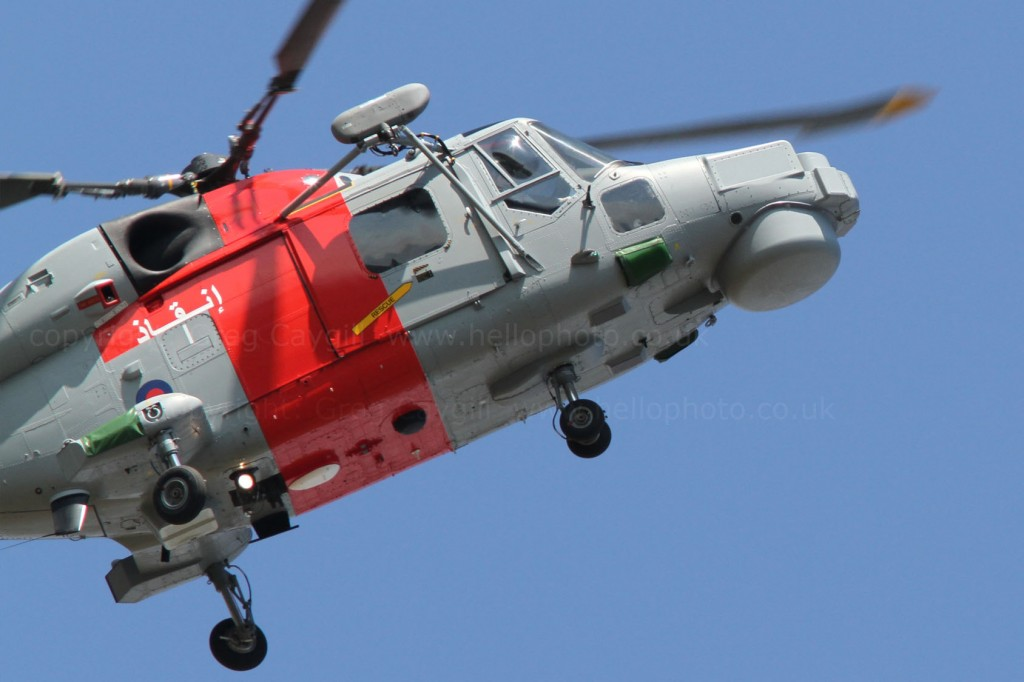 Algerian Super Lynx 300, 10 May 2010. Img 9714