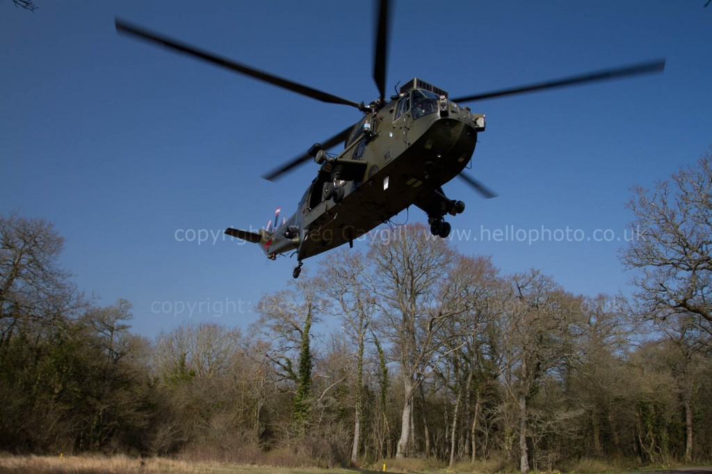 Sea king, COPYRIGHT 845 NAS