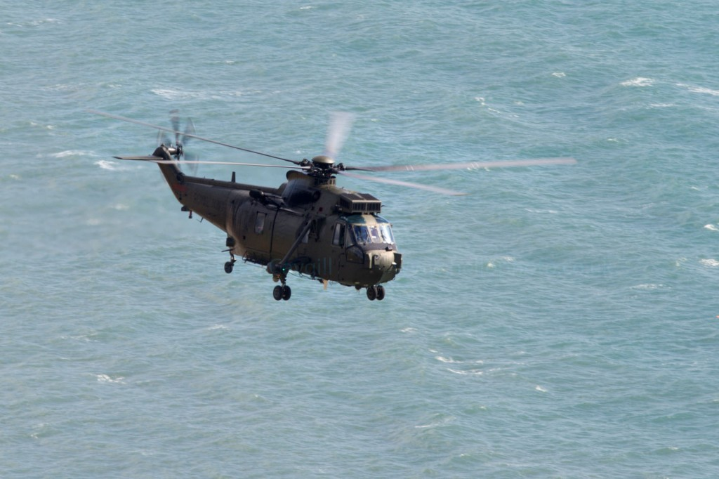 RN Sea King, WT, over the sea. 9 Sept. 2011 img 9422