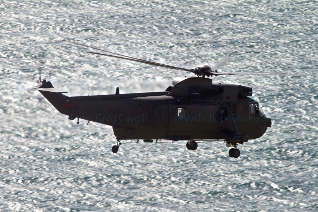 RN Sea King, WT, over the sea. 9 Sept. 2011 img 94xx
