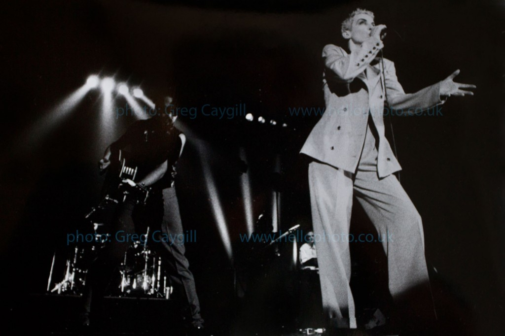 Eurythmics in 1995, Live in ZH, The Peace Tour