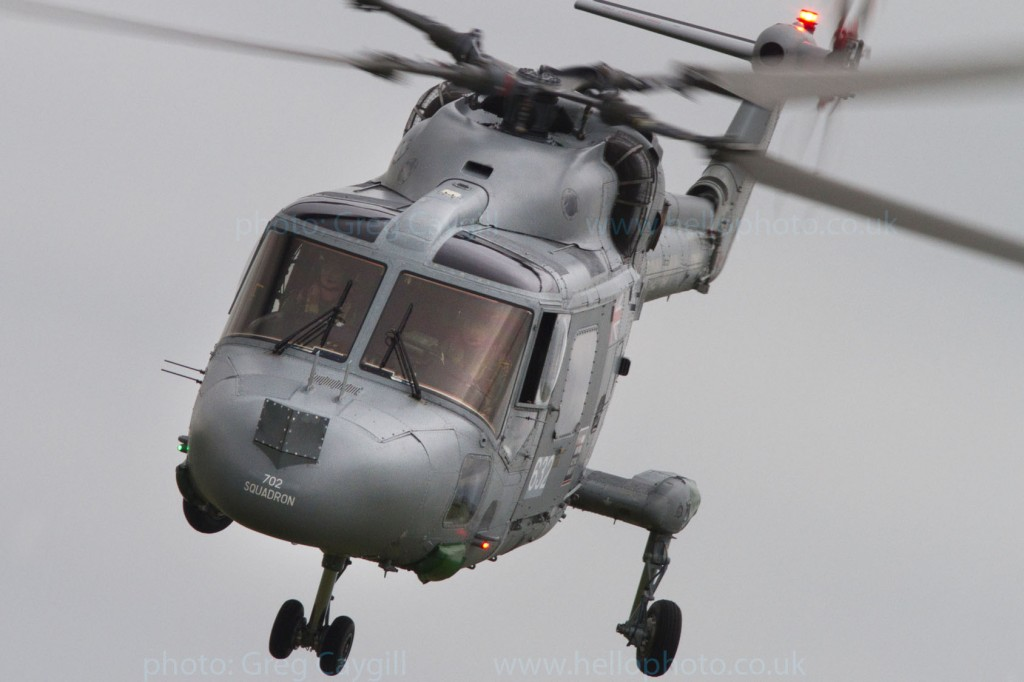 Lynx_632_702sqn. in the rain. 2 Nov 2011. img1642