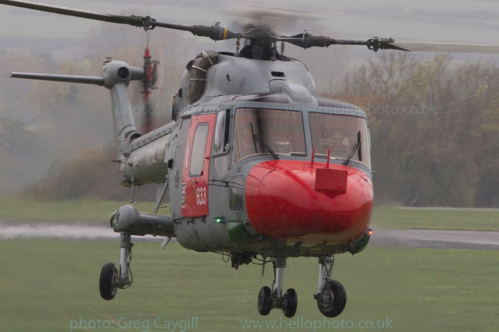 Lynx_632 Endurance_702sqn. in heavy rain. 2 Nov 2011. img1772v2