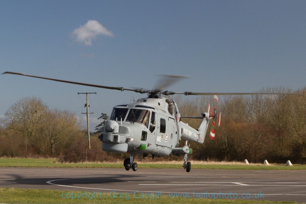 Lynx 642 from 702 Sqn. taking off 7.3.2012 img 8280
