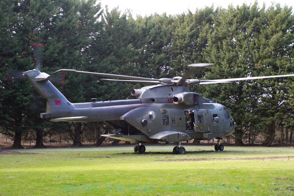 RAF Merlin H/ZJ12428 Sqn. at RNAS April 2012 img8378v2