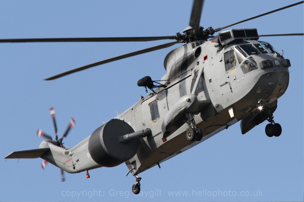 Sea King Asac7, XV697 / 81, img 9945v1