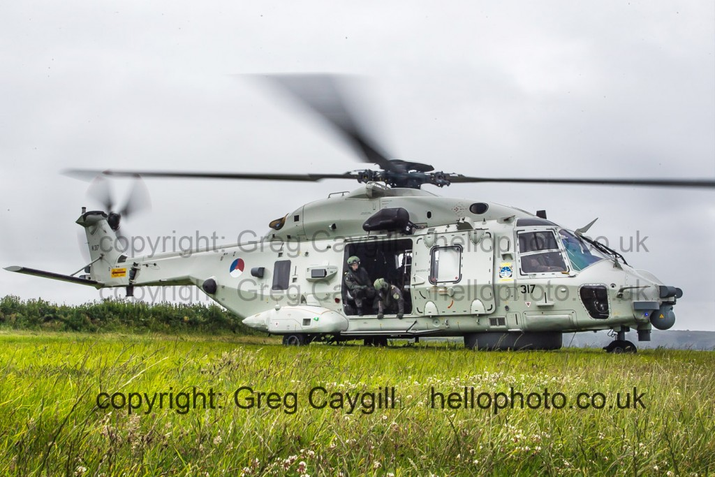 Dutch NH90, G, Thursday 29 June 2015