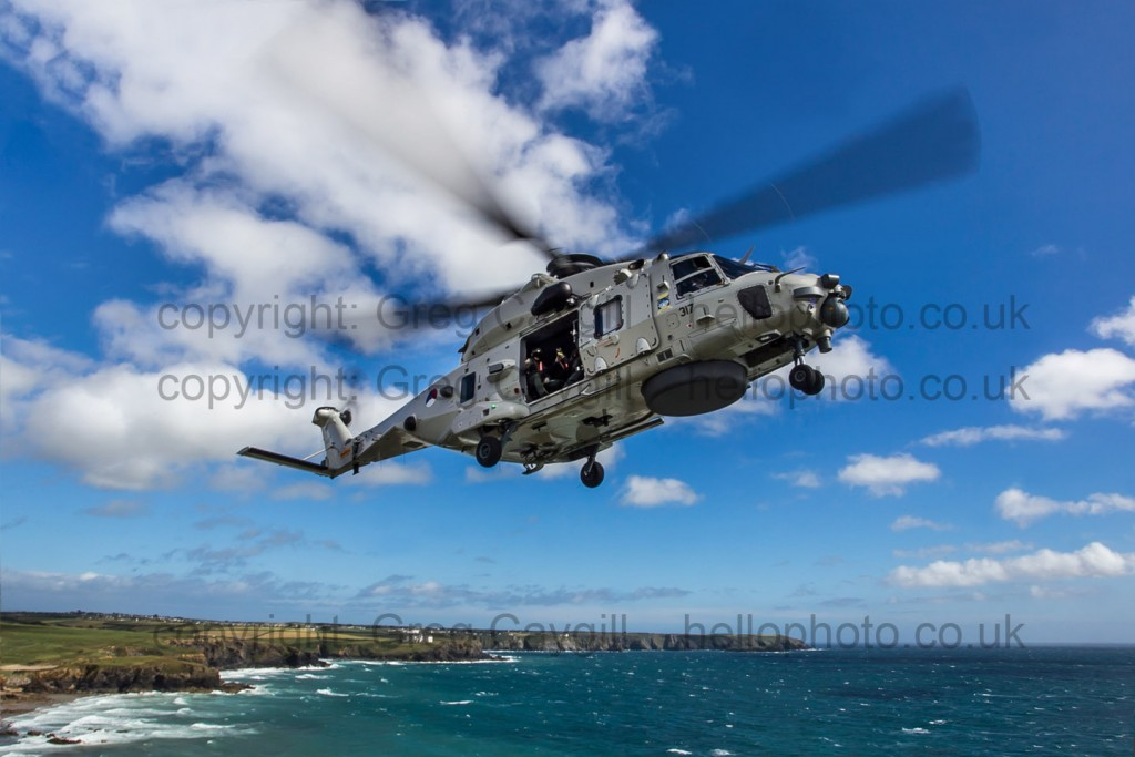 Dutch NH90, 117, with G, Wednesday 28 June 2015. Image 1094
