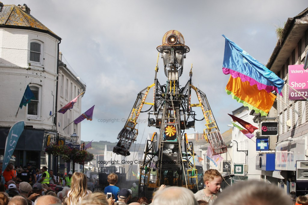 Man Engine, Penzance. Image 3858