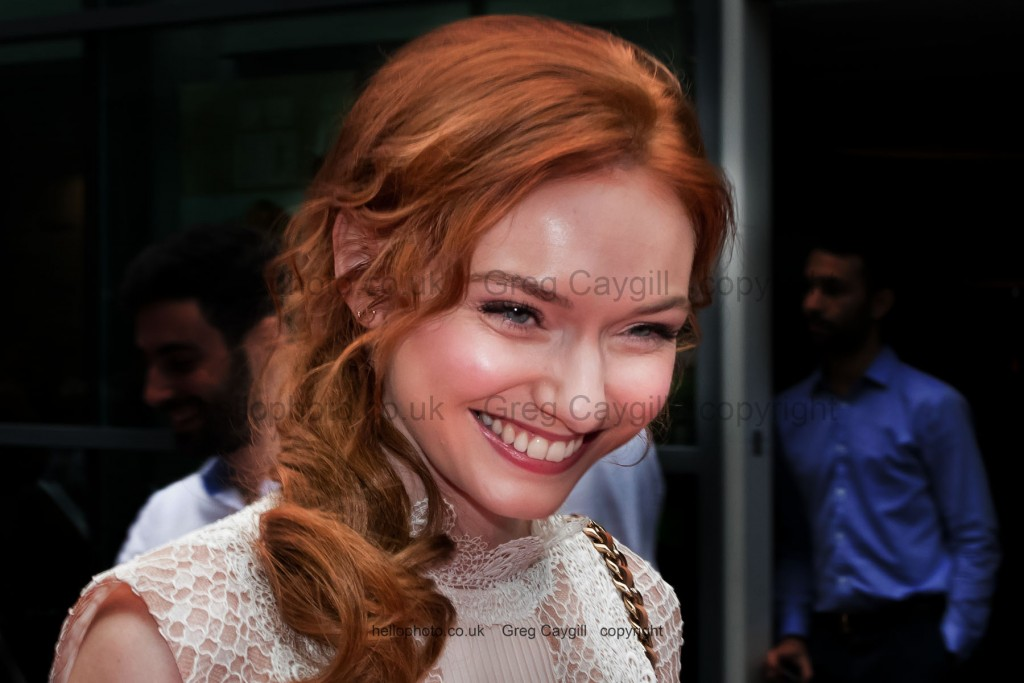 Eleanor Tomlinson, at Premier